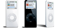 Desktop Icons Set iPod nano by CyberLuke