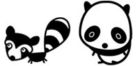 Desktop Icons Set Togozoo by donkei