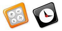 Desktop Icons Set Comic Dashboard by FastIcon.com
