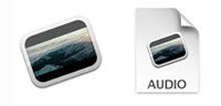 Desktop Icons Set MPlayer by Improv, Pastence