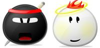 Desktop Icons Set Tekos by Ifmy