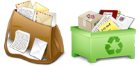 Desktop Icons Set Email Me by Mayosoft