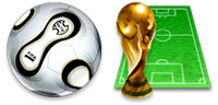 Desktop Icons Set World Cup 2006 by FastIcon.com