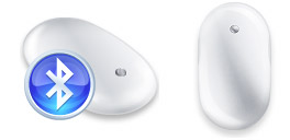 Desktop Icons Set Wireless Mighty Mouse by FastIcon.com