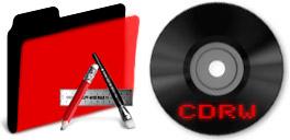 Desktop Icons Set Seeing Red by Haysoj