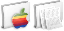 Desktop Icons Set Micro by Musett (Alejandro Lopez Ulloa)