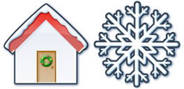 Desktop Icons Set Xmas by FixIcon.com