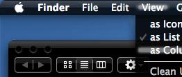 nDark Aqua Mac OS X Theme
