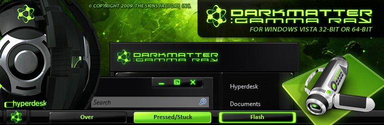 The Skins Factory - Darkmatter: Gamma Ray