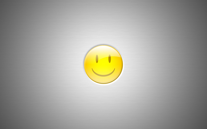 High-resolution desktop wallpaper Smiley 1 by Bombia Design