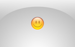 High-resolution desktop wallpaper Smiley 2 by Bombia Design