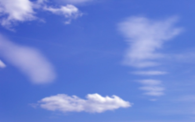High-resolution desktop wallpaper Blue Sky by Bombia Design