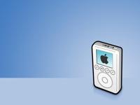 High-resolution desktop wallpaper iPod by Helmer