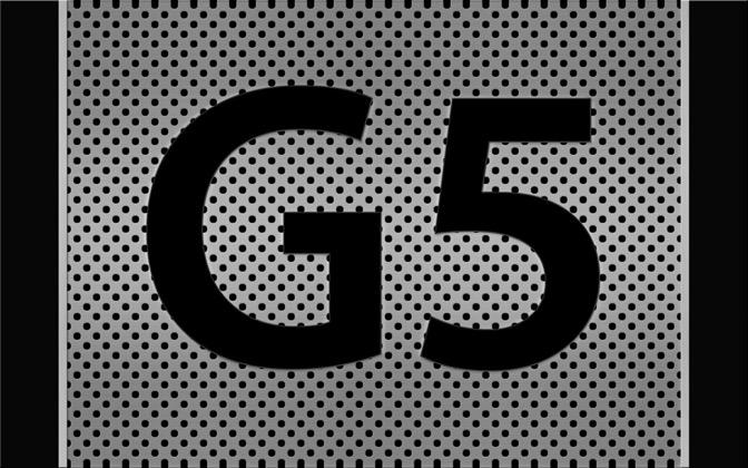 High-resolution desktop wallpaper Aluminum G5 by Link Monkey