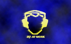 High-resolution desktop wallpaper Dj@work by Axanx