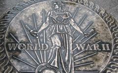 High-resolution desktop wallpaper WWII Memorial by chickenwire