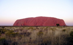 High-resolution desktop wallpaper Uluru - Ayres Rock by Richard Manning