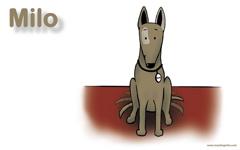 High-resolution desktop wallpaper Meeting Milo by Meeting Milo