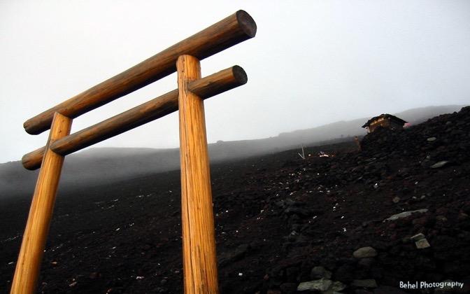 High-resolution desktop wallpaper Mt. Fuji by Behel