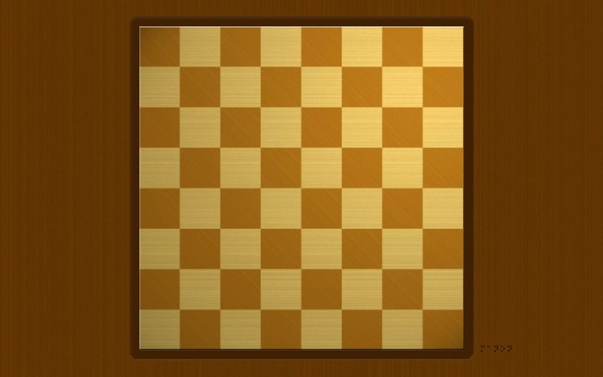 High-resolution desktop wallpaper Chess Board by Manon Michel