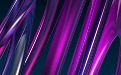 High-resolution desktop wallpaper Purple Hoops by Scott Hill (smhill.net)