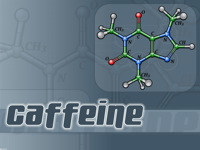 High-resolution desktop wallpaper Caffeine by Scott Hill (smhill.net)