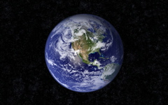 High-resolution desktop wallpaper The Blue Marble by cal0140