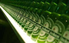High-resolution desktop wallpaper Heineken Anyone? by Blake J. Nolan