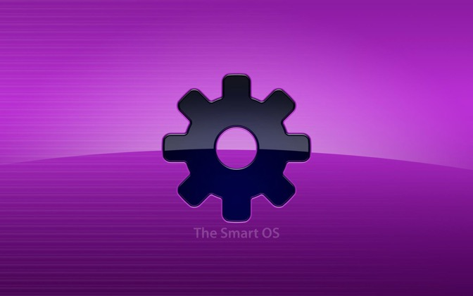 High-resolution desktop wallpaper The Smart OS by Bandar Raffa