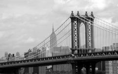 High-resolution desktop wallpaper Manhattan Bridge by robsonjunior