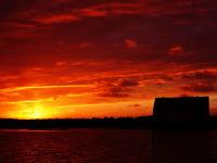 High-resolution desktop wallpaper Norwegian Sunset by davidsk