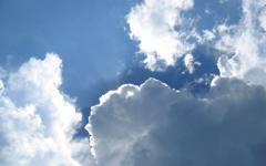 High-resolution desktop wallpaper Clouds in Jamaica by Lore