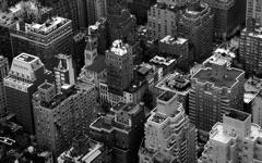 High-resolution desktop wallpaper Manhattan Landscape by robsonjunior