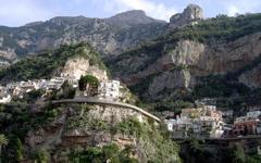 High-resolution desktop wallpaper Amalfi Coast by the tano