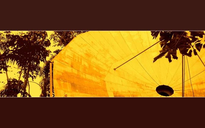 High-resolution desktop wallpaper Satellite by Morgan Adkins