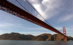 High-resolution desktop wallpaper Golden Gate Bridge by HardD99