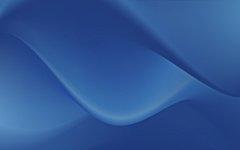 High-resolution desktop wallpaper Blue Crystal 7 by Wolfgang Bartelme