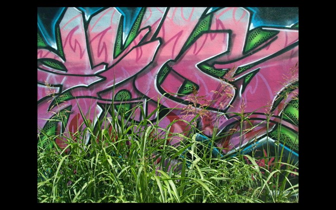 High-resolution desktop wallpaper Graffitti by haydon