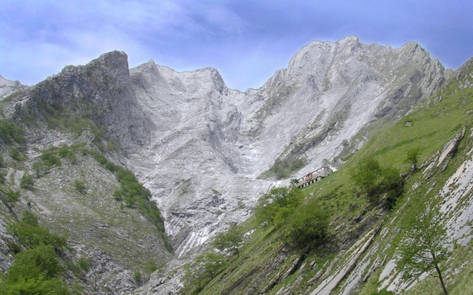 High-resolution desktop wallpaper Valle degli Alberghi by ramon