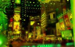 High-resolution desktop wallpaper NeonNY by soggyb
