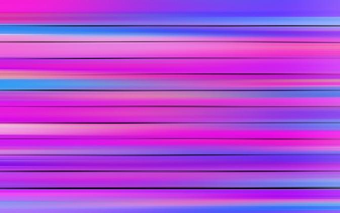 High-resolution desktop wallpaper Irregular Lines by fabiovicenti