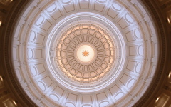 High-resolution desktop wallpaper Texas Capitol Building Dome by CaptainValor