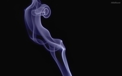 High-resolution desktop wallpaper Non-Harmful Smoke II by Daffou