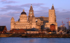 High-resolution desktop wallpaper Liverpool AlbertDock by FaZmin NiZam