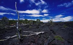 High-resolution desktop wallpaper Chain of Craters by matt mosher
