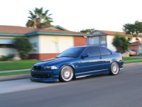 High-resolution desktop wallpaper BMW Cruzin' by Omfgitsmateo