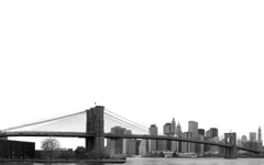 High-resolution desktop wallpaper Brooklyn Bridge by dangerding