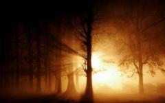 High-resolution desktop wallpaper Ghost Fog by matt mosher