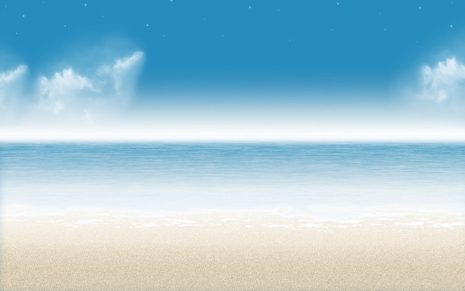 High-resolution desktop wallpaper Beach by dimage