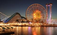 High-resolution desktop wallpaper Ferris Wheel by MrBusDrvr8